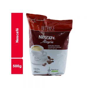 CAFE SOLUBLE NESCAFE ALEGRIA INTENSE SACHET 500 GR