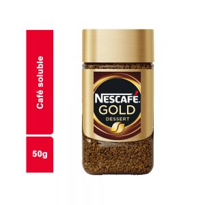 CAFE SOLUBLE GOLD NESCAFE BOCAL 50 GR