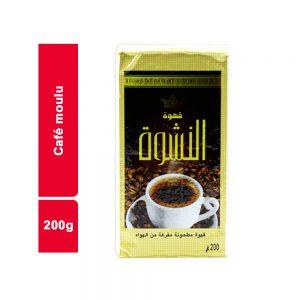 CAFE MOULU 200 G ANNACHOUA PAQUET 200 GR