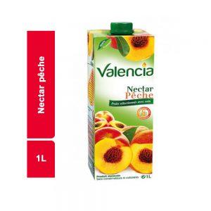 JUS NECTAR PECHE VALENCIA BRICK 1 L