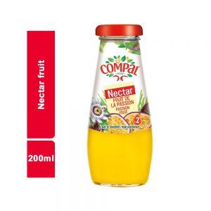 JUS NECTAR FRUITS DE COMPAL BOUTEILLE 200 ML