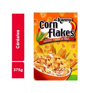 CEREALES CORNFLAKES MR KANNY PAQUET 375 GR