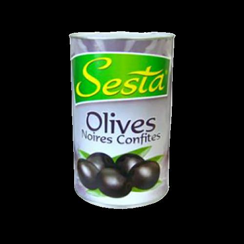 OLIVES VERTES ENTIERES SESTA BOITE 1 KG