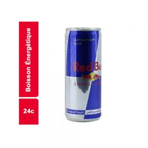 BOISSON ENERGETIQUE RED BULL 25 CL