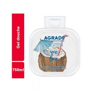 GEL DOUCHE AGRADO FLACON 750 ML