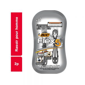 RASOIR FLEX 5 COMFORT BL2 BIC PIECE