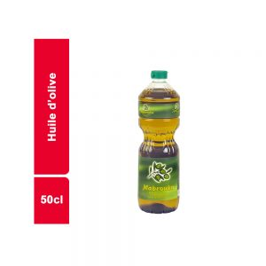HUILE D'OLIVE MABROUKA BOUTEILLE 50 CL