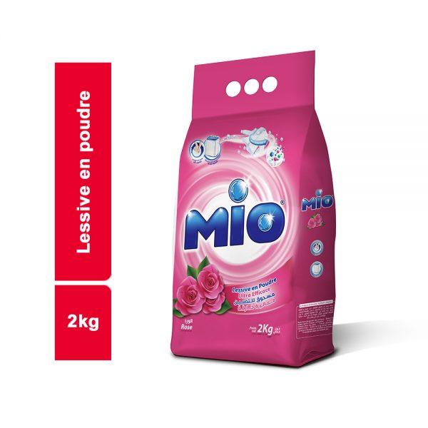 DETERGENT ROSES POUDRE MIO SAC 2 KG