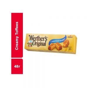 TOFFEES CREAMY  WERTHER'S ORIGINAL PIECE
