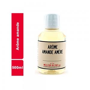 AROME ALIMENTAIRE AMANDE AROME DE FRANCE BOUTEILLE 500 ML