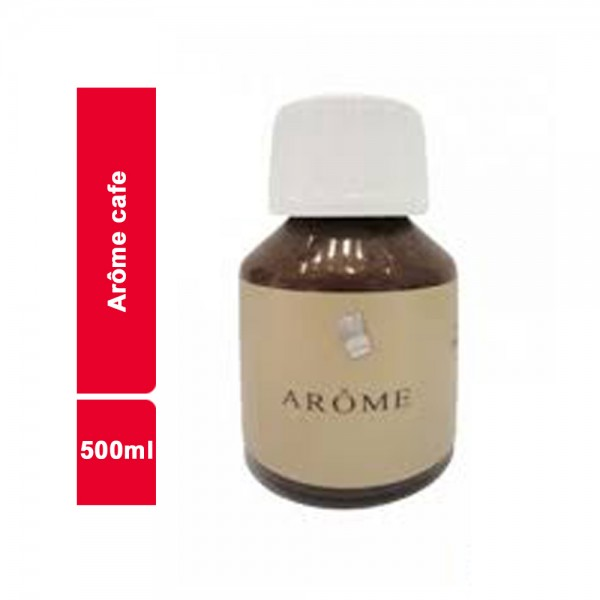 AROME ALIMENTAIRE CAFE AROME DE FRANCE BOUTEILLE 500 ML