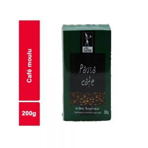 CAFE MOULU CAFES CARRIONS PAUSA PAQUET 200 GR