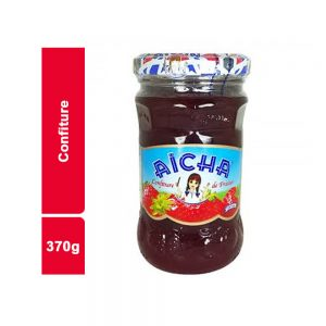 CONFITURE FRAISE AICHA BOCAL 37 CL