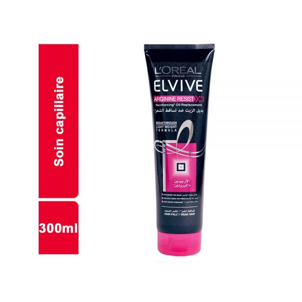 OIL REPLACEMENT ELSEVE TUBE 300 ML