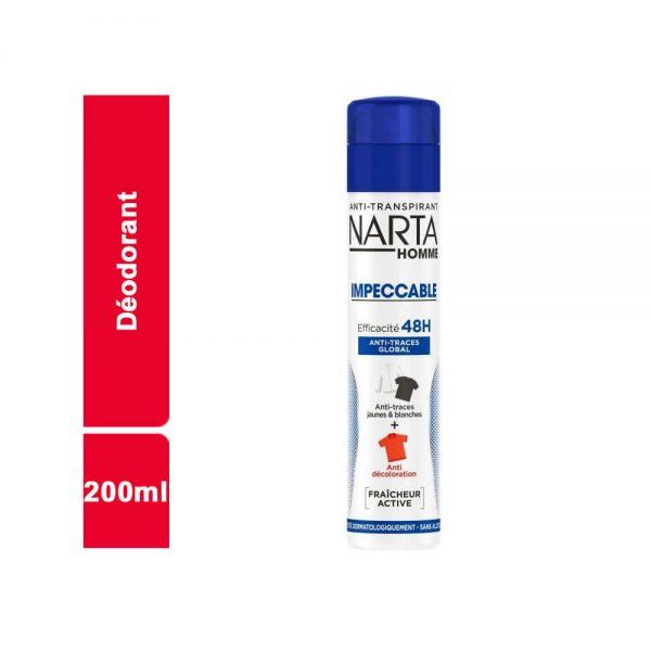 DEODORANT HOMME NARTA FLACON 200 ML