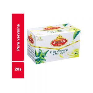 INFUSIONS VERVEINE SULTAN PAQUET 20 SACHETS