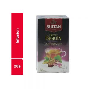 INFUSIONS INFUSION BERBER SULTAN PAQUET 20 SACHETS