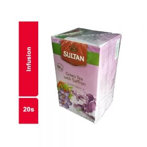 INFUSIONS INFUSION YOGA TEA SULTAN PAQUET 20 SACHETS