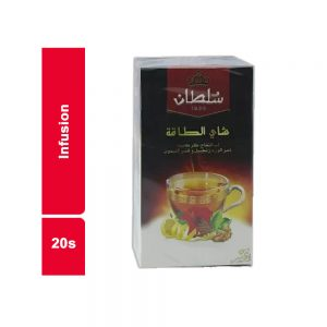 INFUSION ENERGY TEA SULTAN PAQUET 20 SACHETS