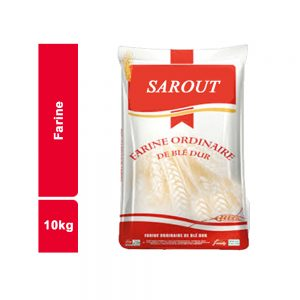FARINE DE LUXE SAROUT SAC 10 KG