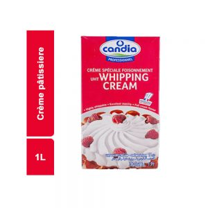 CREME WHIPPING CANDIA BRICK 1 L