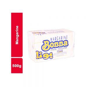 MARGARINE FEUILLTAGE BONNA BLOC 500 GR