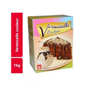 VERMICELLE COULEUR MACAO PAQUET 1 KG