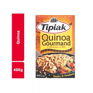 QUINOA GOURMAND BLE  PAQUET 400 G