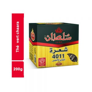 THE TV 4011 SULTAN PAQUET 200 GR