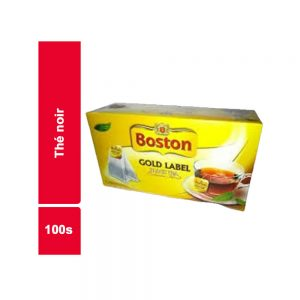 THE NOIR ORIGINAL BOSTON PAQUET 100 SACHETS