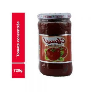TOMATE CONCENTREE DELICIA BOCAL 72 CL