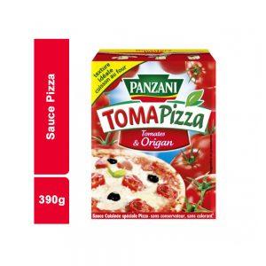 SAUCE PIZZA PANZANI 390G