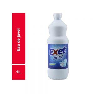 EAU DE JAVEL EXXXET BOUTEILLE 1 L