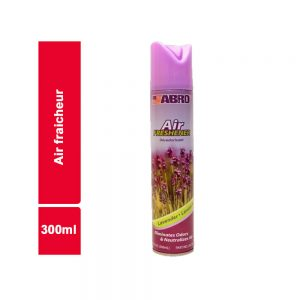 AIR FRESHENER ABRO FLACON 300ML
