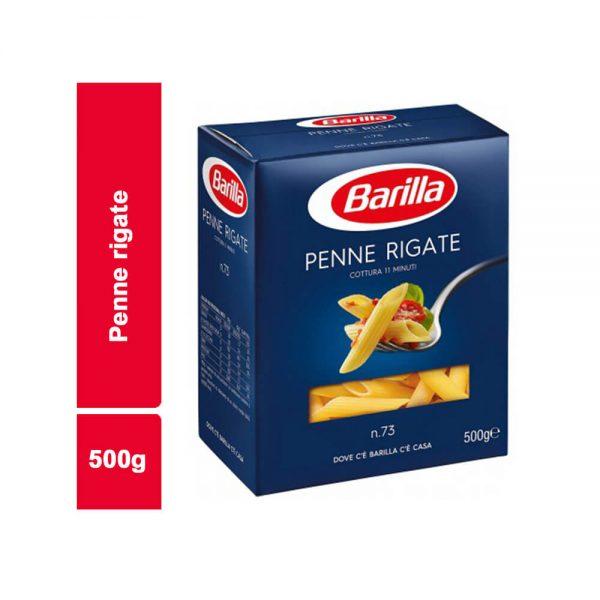 P?TES PENNE BARILLA PAQUET 500 GR