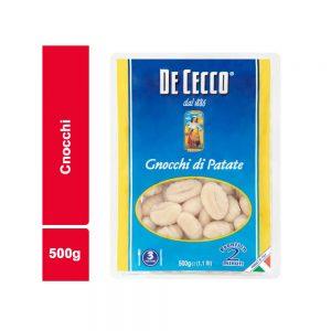 PÂTES GNOCCHI DE CECCO SACHET 500 GR