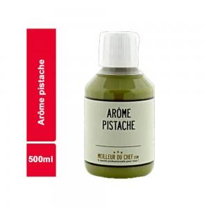 AROME ALIMENTAIRE PISTACHE AROME DE FRANCE BOUTEILLE 500 ML