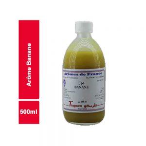 AROME BANANE AROME DE FRANCE  BOUTEILLE 500 ML