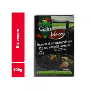 RIZ VENERE GALLO PAQUET 500 GR