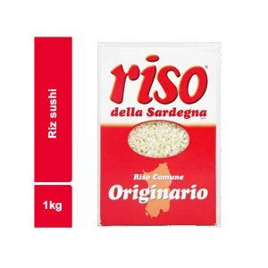 RIZ SUSHI RISO SACHET 1 KG
