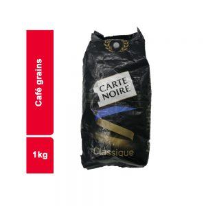 CAFE GRAIN CLASSIQUE CARTE NOIRE PAQUET 1 KG