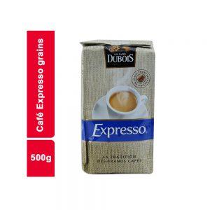 CAFE EXPRESSO GRAIN DUBOIS SACHET 500 GR