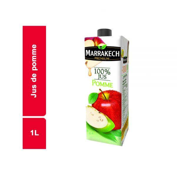 JUS DE POMME MARRAKECH BRICK 1 L