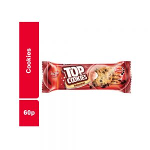 BISCUIT TOP COOKIES EXCELO CARTON 60 SACHETS