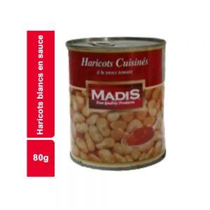 HARICOTS BLANCS MADIS BOITE 4/4