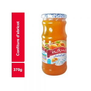 CONFITURE ABRICOT EL BARAKA LIGHT BOCAL 37 CL