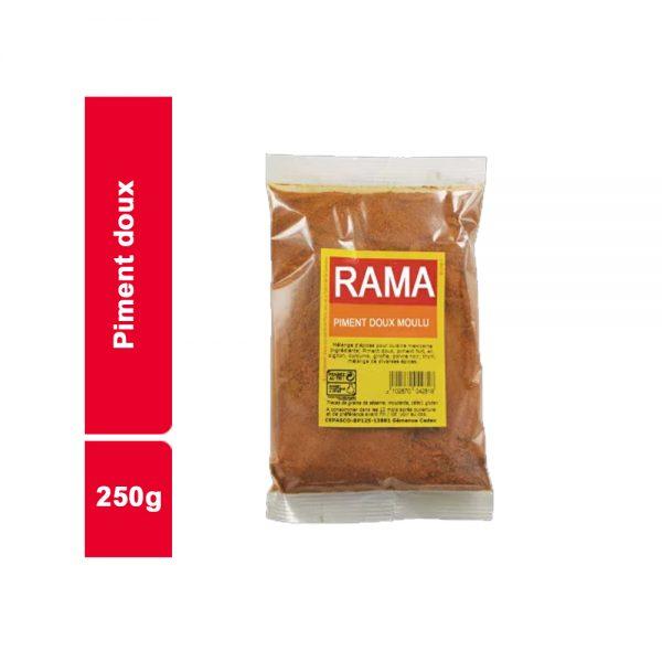 PIMENT DOUX MOULU RAMA SACHET 250 GR