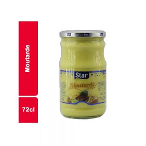 MOUTARDE STAR BOCAL 72 CL