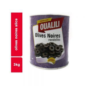OLIVE NOIRE SLICE OUALILI BOITE ?3/1