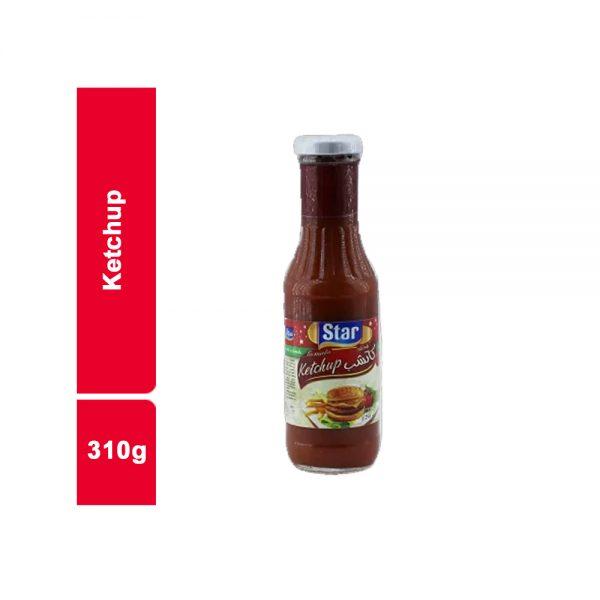 KETCHUP STAR BOCAL 310 GR